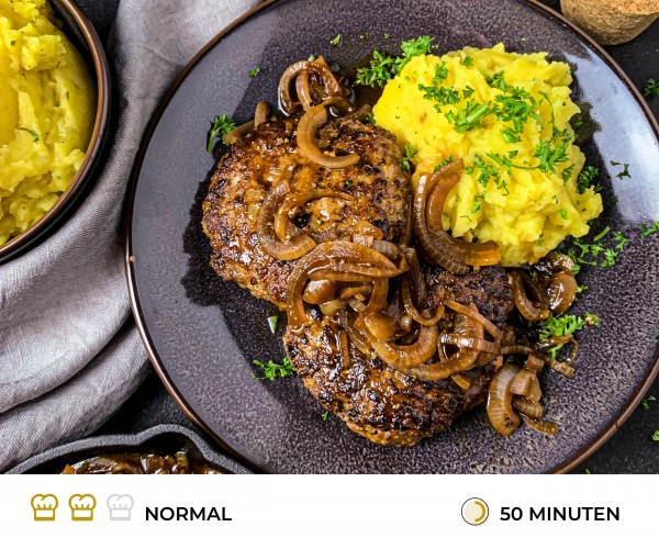 Hacksteak-Rezept