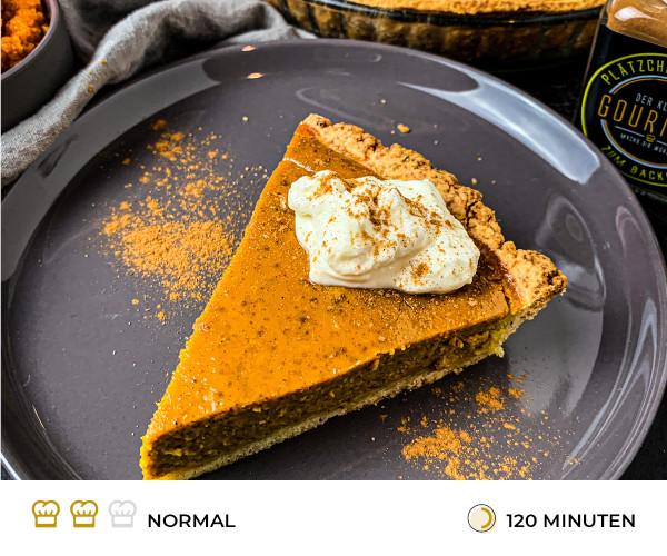 Pumpkin-Pie-Rezept