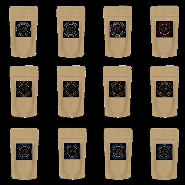 Adventskalender Nachfüllset 24 Bags