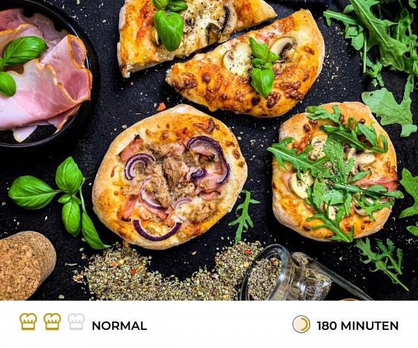 Selbstgemachte-Pizza-Rezept