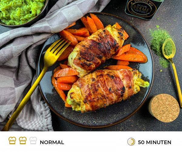 Chickenrolls-Rezept