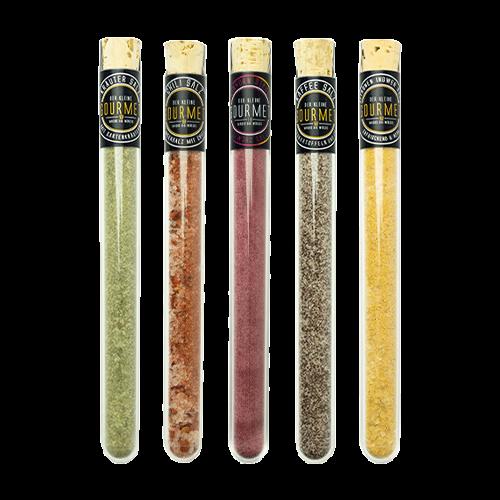 Gewürzset - Spice Tubes