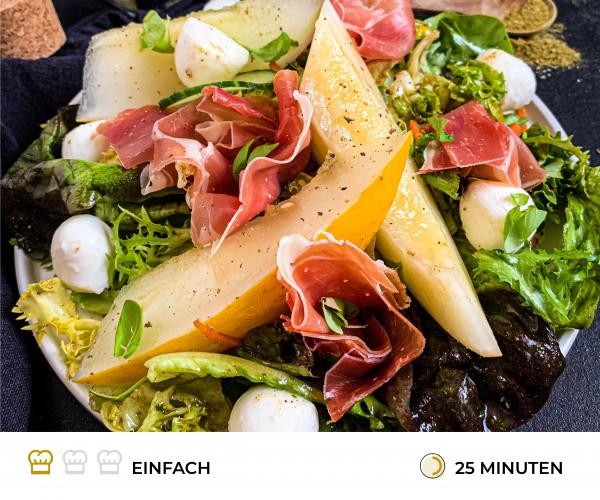 Salat-mit-Melone