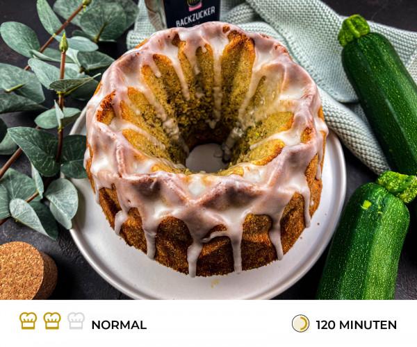 Zucchini-Kuchen-Rezept